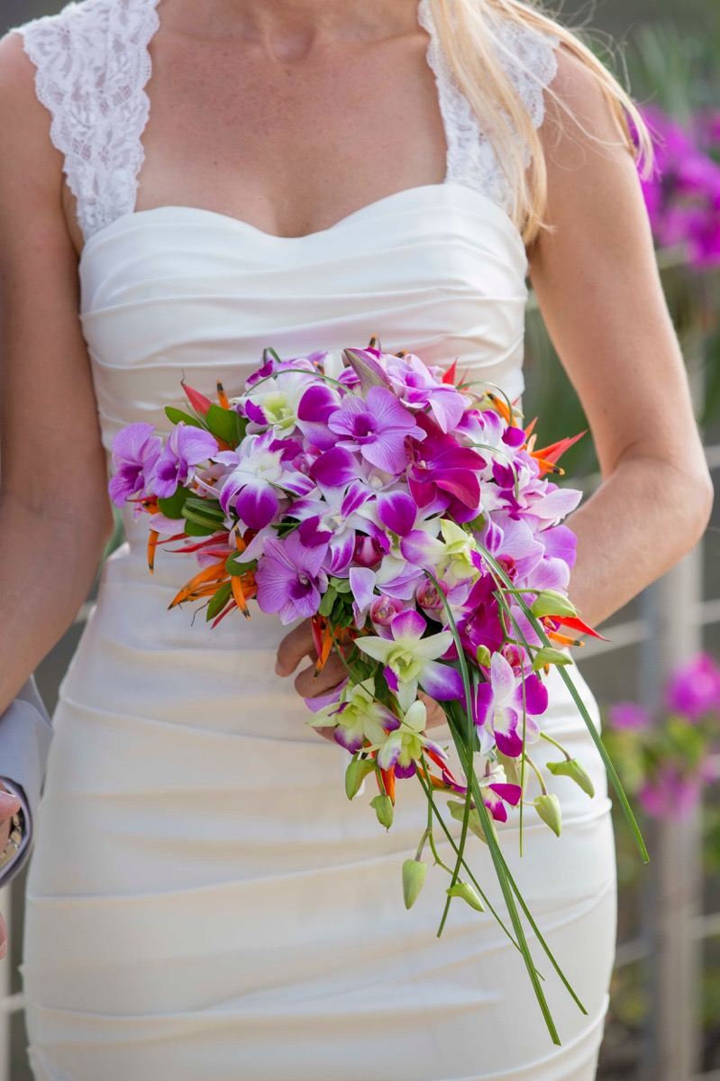 My ETP Wedding Flowers - Elope to Paradise Weddings Blog